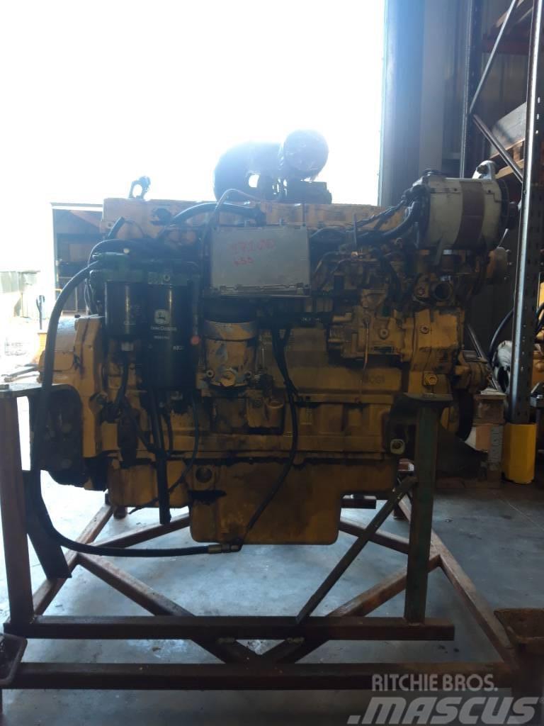 Timberjack 1710D JOHN DEERE ENGINE