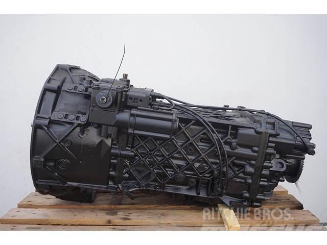 ZF 16S2520OD CGS TG-A