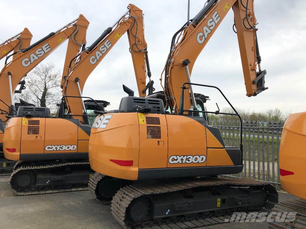 Used Case Cx 130 D Crawler Excavators Year  2019 For Sale