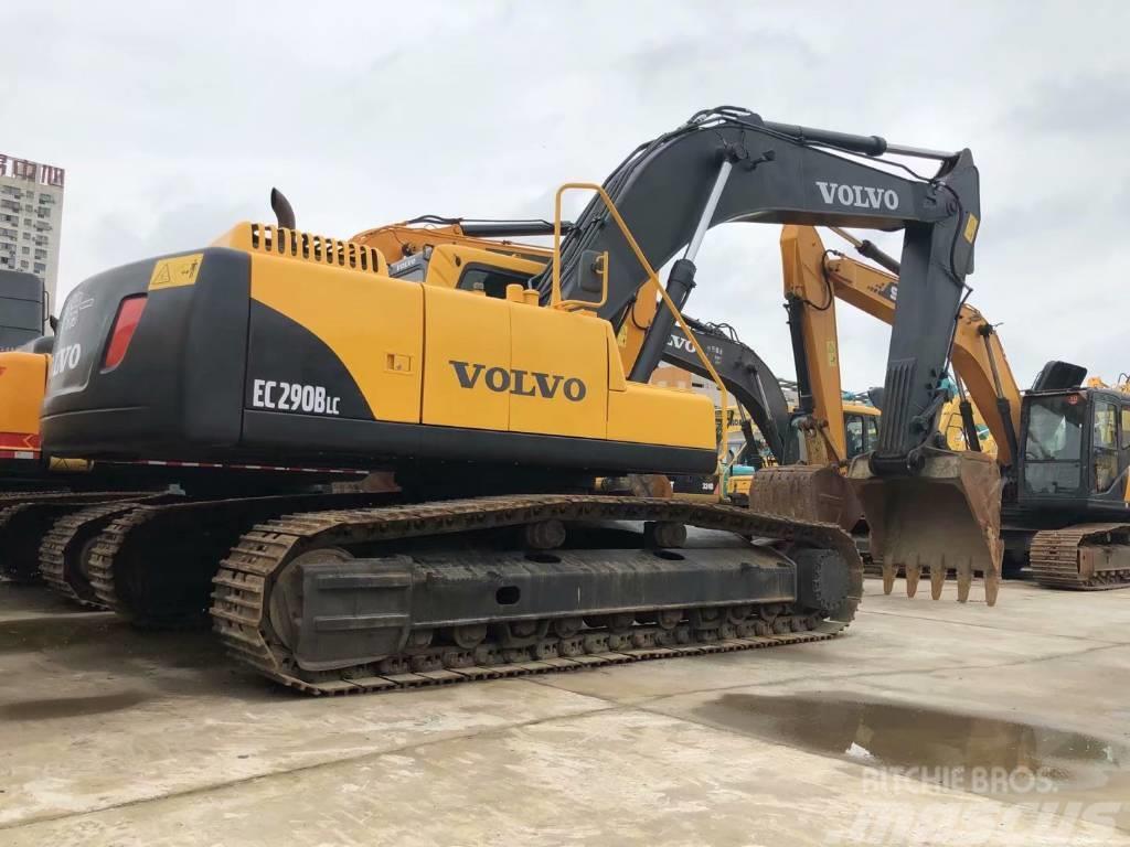 Volvo EC 290BLC中型挖掘机