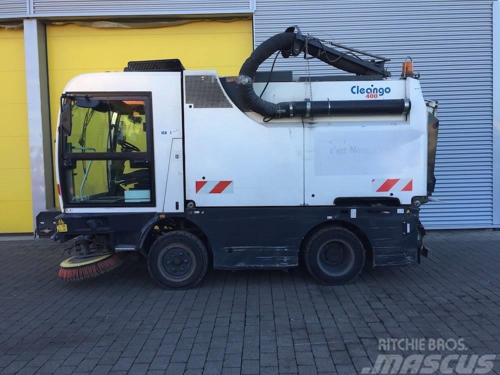 Schmidt Kehrmaschine Cleango