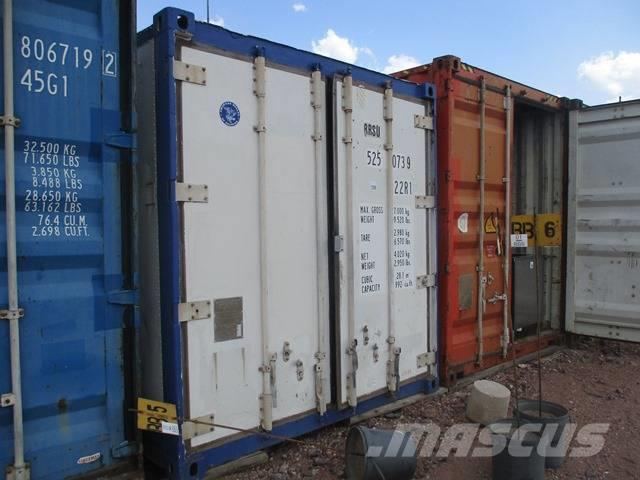 American Bureau of Shipping 6 Meter Containerized Cold Room