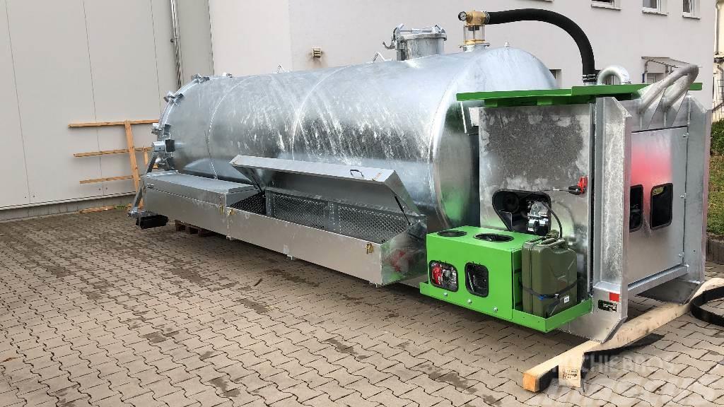 [Other] Altro-Tec GbR S-Vac 10m³ Abrollbehälter / Vakuumfa