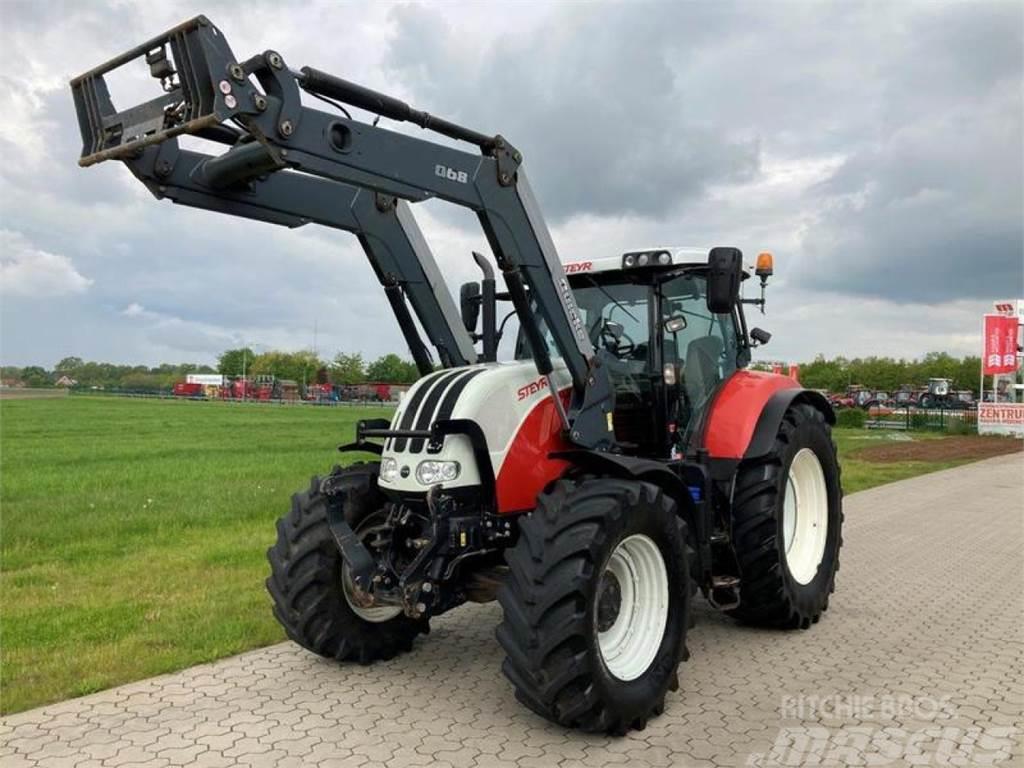 Steyr CVT 6160 MIT QUICKE Q 68