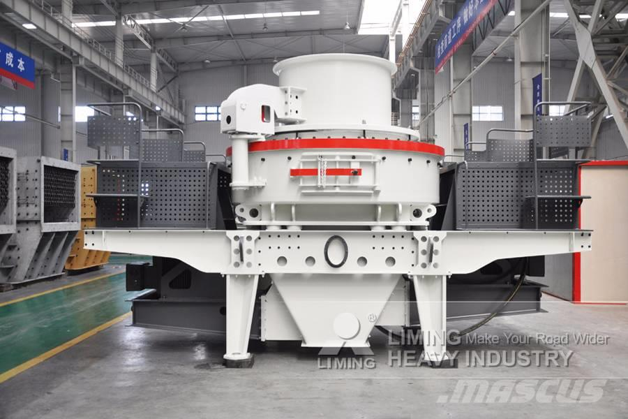 Liming VSI5X Vertical Shaft Impact Stone Crusher