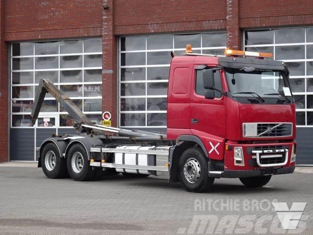 Volvo FH13.480 - 6x2 - 10 wheel - Full steel - Manual ge