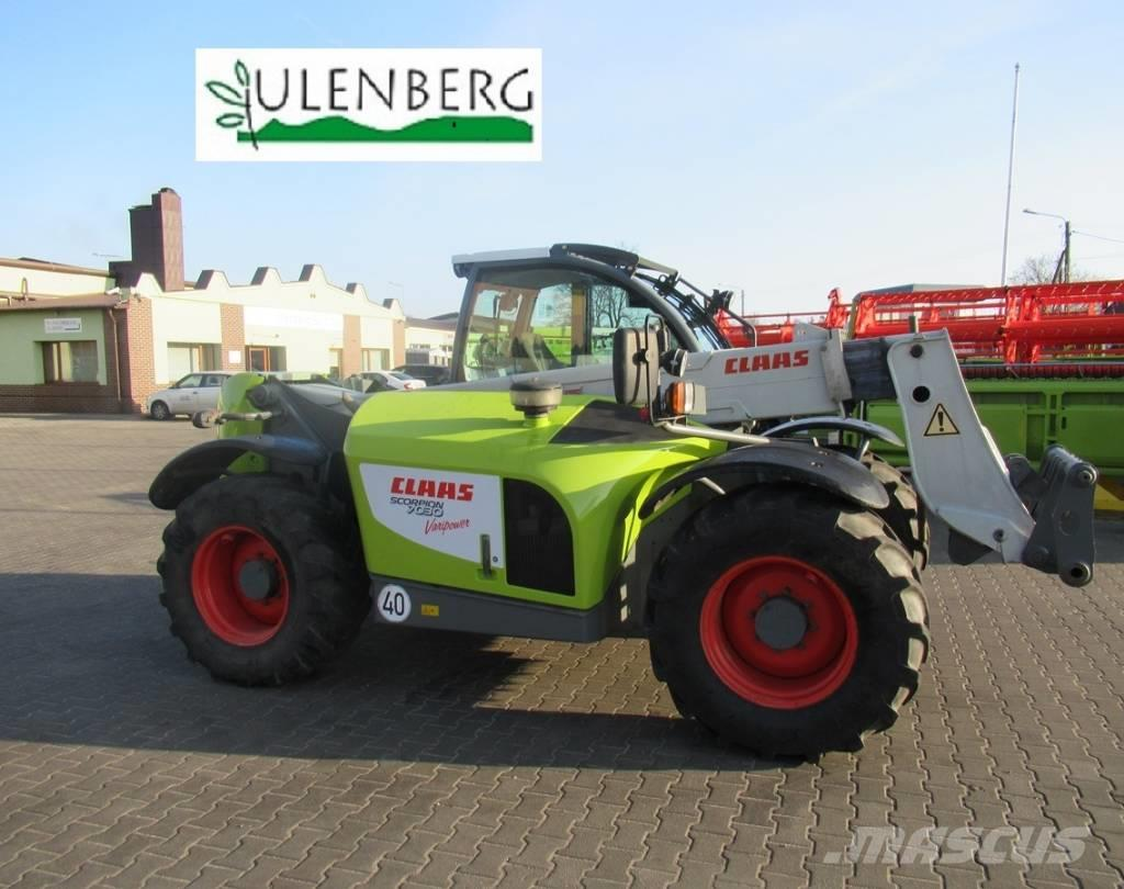 CLAAS SCORPION 7030 VP