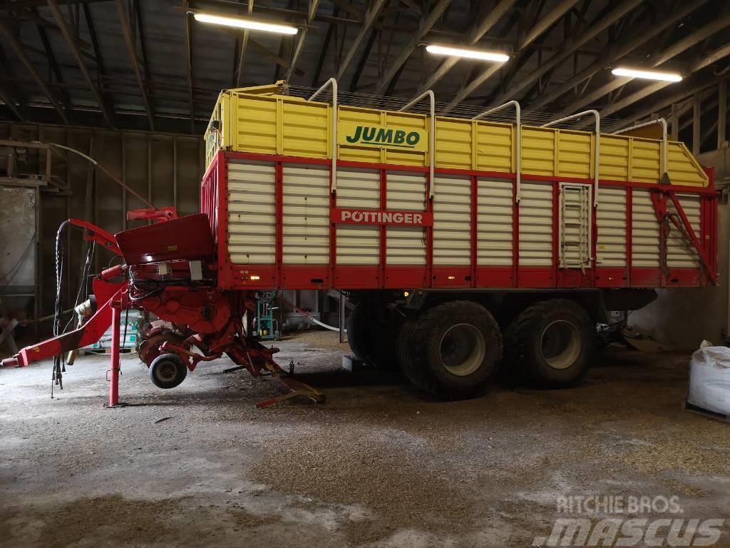 Pöttinger Jumbo 7200 L