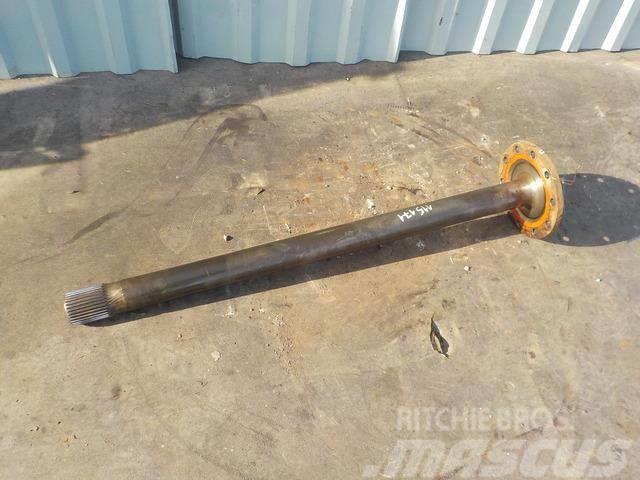 MAN TGA Axle shaft right 81355020147