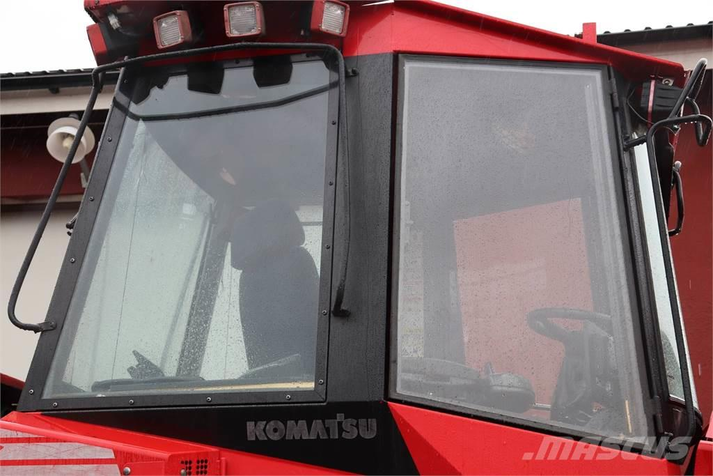 [Other] KM WINS Lexan/right rear Komatsu