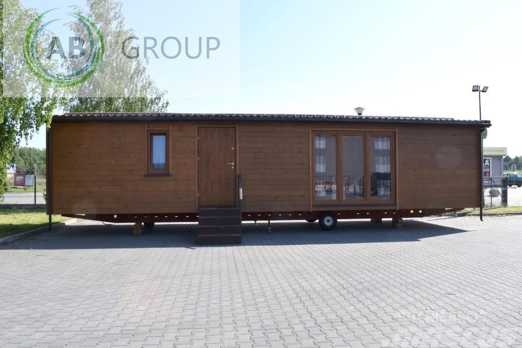AB GROUP Mobil Haus 12x4m/Domek Mobilny/Мобильный дом