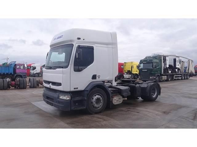 Renault Premium 420 DCI (HYDRAULIC / MANUAL GEARBOX / BOIT