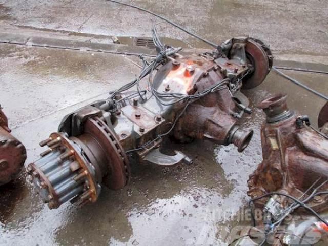 Mercedes-Benz HL 8/1 DCS-13,0 ACTROS