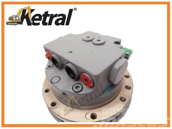Kubota KX41 KX41-2 KX41-3 KX36 Final drive travel motor