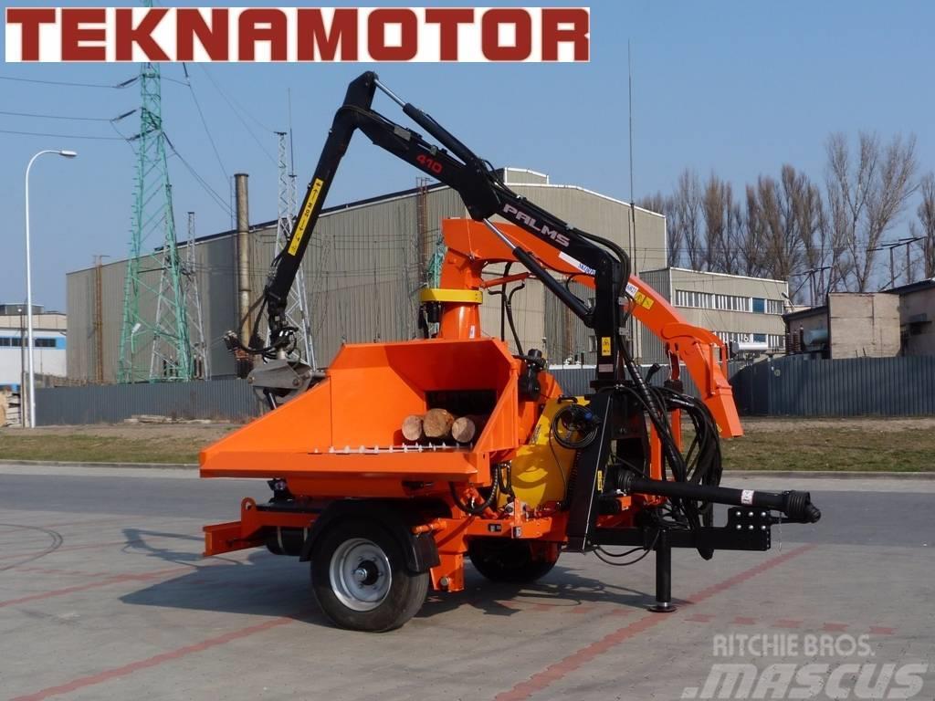 Teknamotor Дробилка Skorpion 500 RB