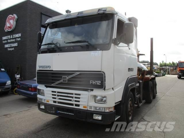 Volvo FH 12 420 6x4 big axles/grobe achse