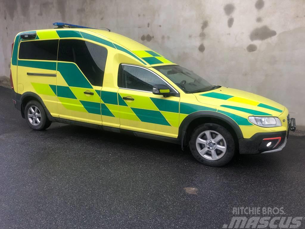 Volvo Nilsson XC70 D5 2,4 AWD - Ambulance/ambulans/kran