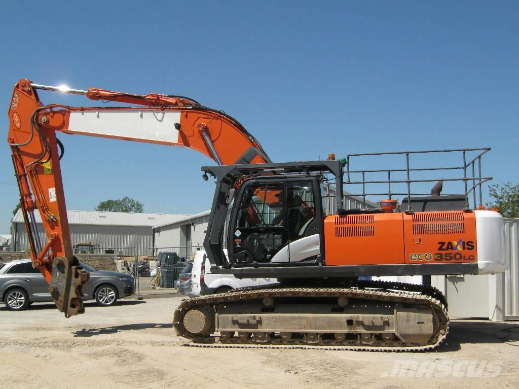 Hitachi ZAXIS 350LC-5B ECO