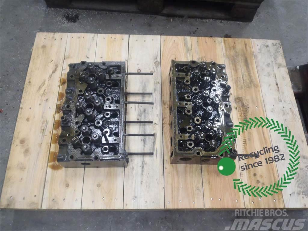 Massey Ferguson 6499 Cylinder Head