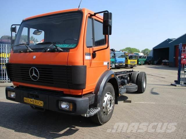 Mercedes-Benz 1722 V6 LONG CHASSIS