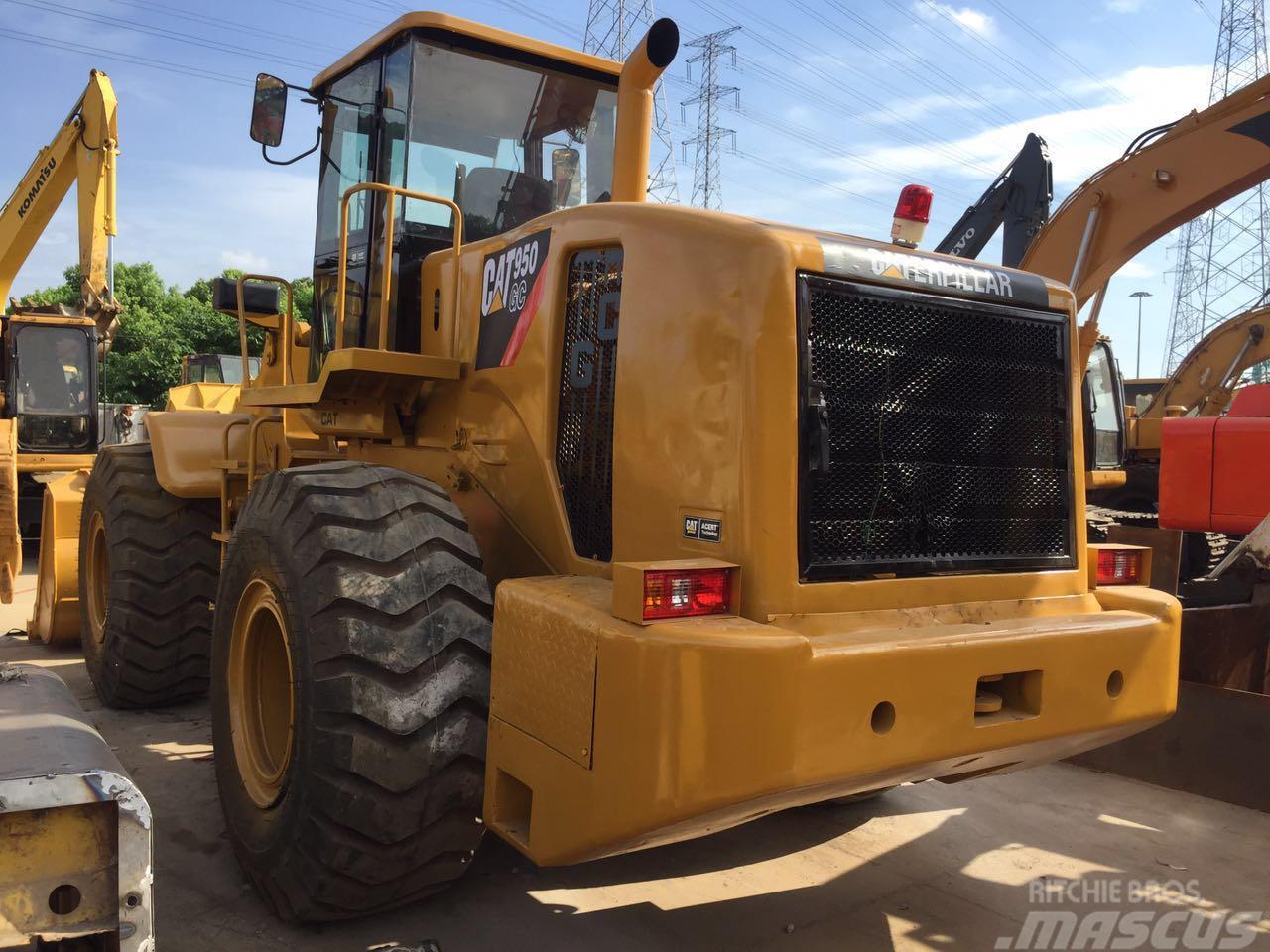 Caterpillar 950G 950GC