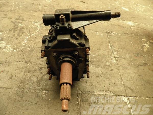 ZF Schaltgetriebe S5-24-3 / S 5-24-3, 1973, Växellådor