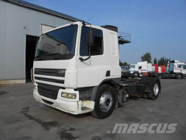 DAF -75-cf-360-manual-gearbox - Tractor Units, Year of