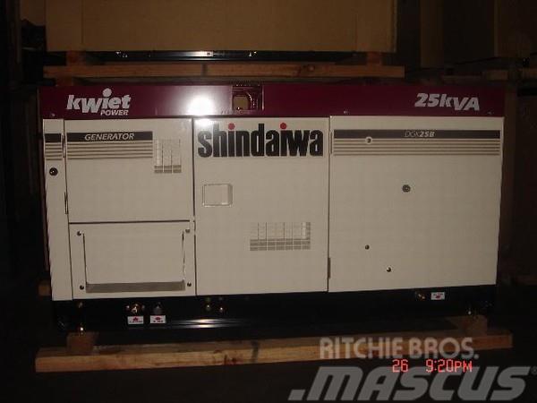 Shindaiwa DGK25B 21KVA