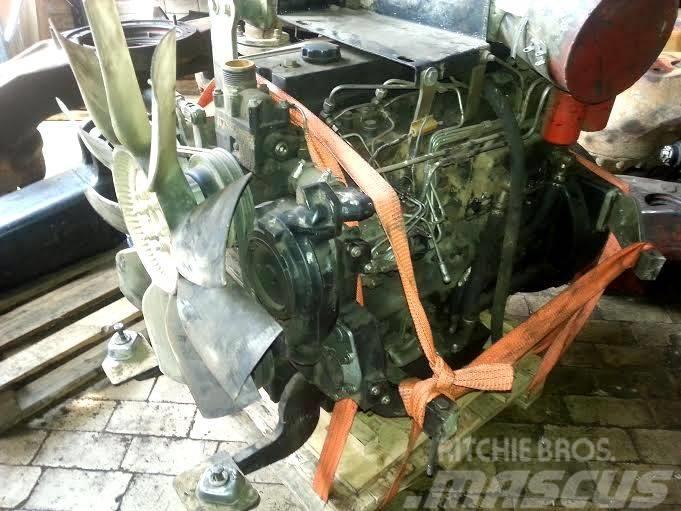 Timberjack 1110C MOTOR