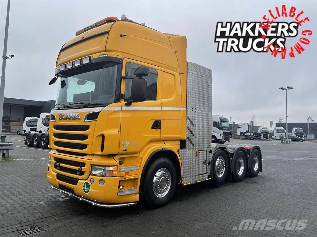 Scania R730 8x4 topline special EEV
