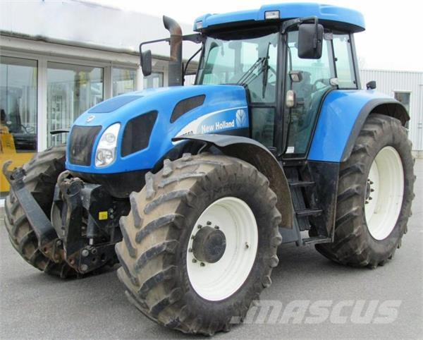 New Holland T 7550 (166)