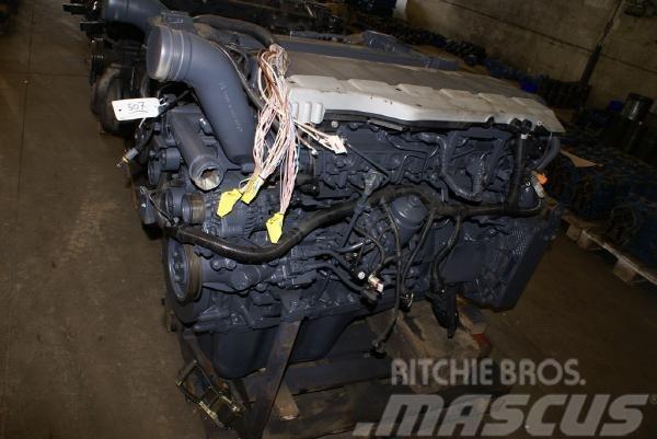 MAN D2066 LF 36 01/2/3/4/6/7/11/12/13/14/17/18/19/20, 2012, Motorer