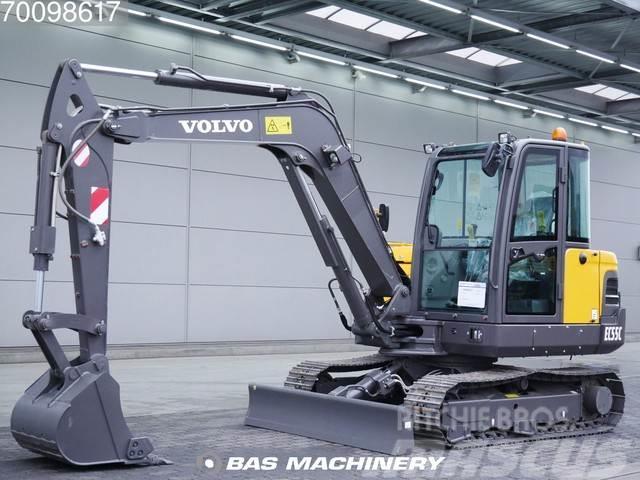 Volvo EC55C New unused 2018 machine