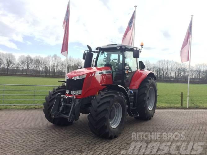Massey Ferguson 7719 Exclusive Dyna-VT