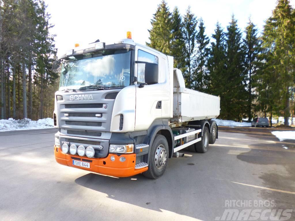 Scania R500lb6x2mha