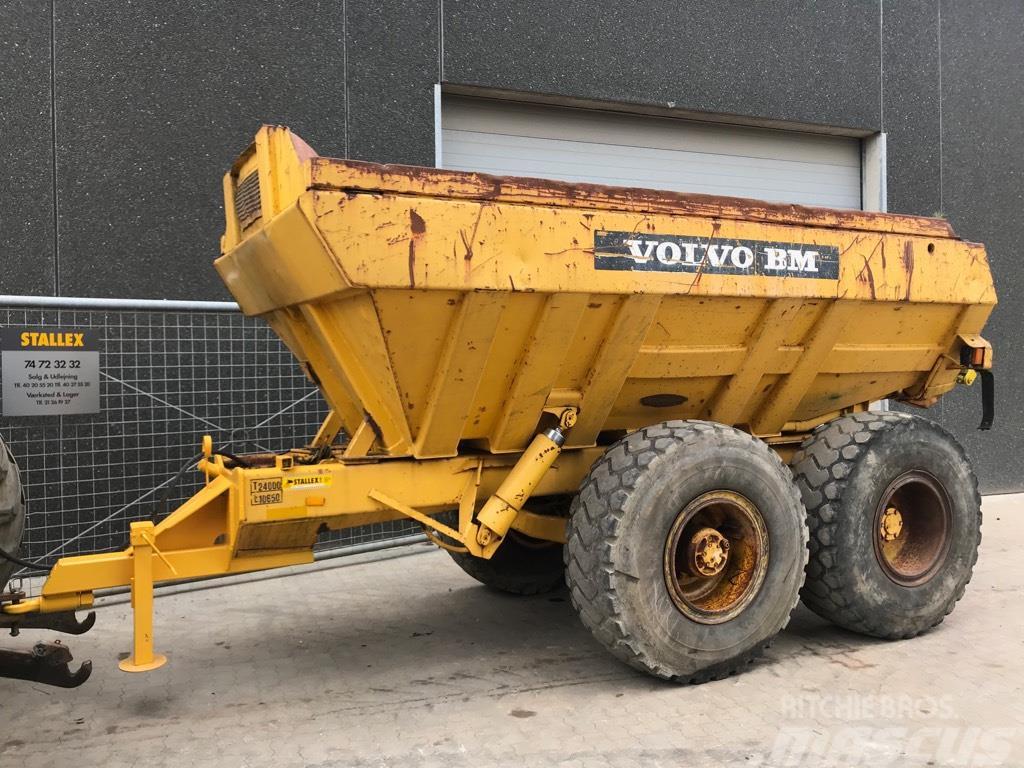 Volvo A20 Dumpervogn