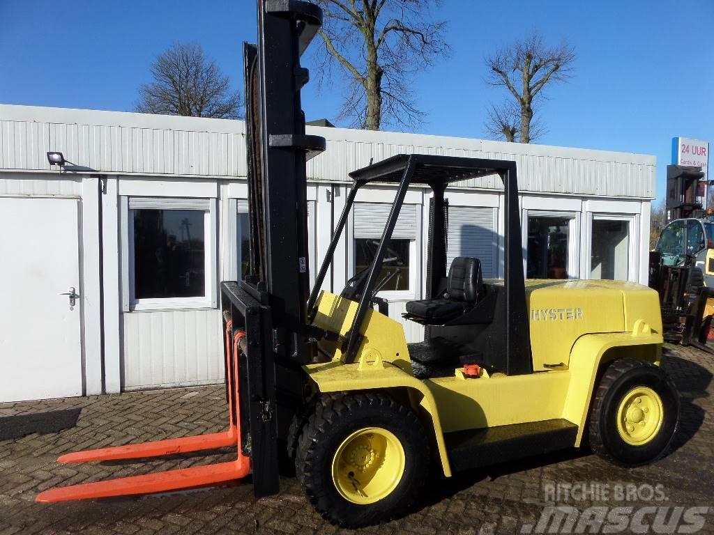 Hyster H 135 XL