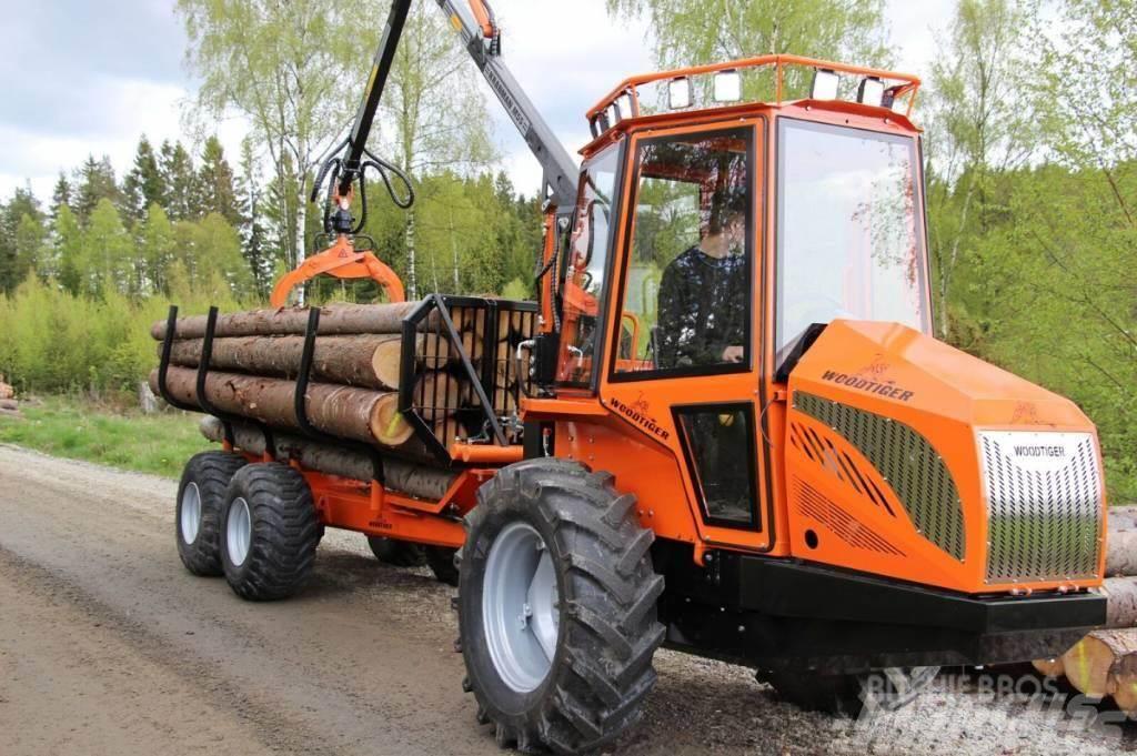 Kranman Woodtiger GJ30
