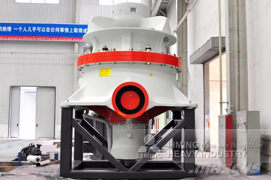 Liming 85-170tph HST Hydraulic Cone Crusher