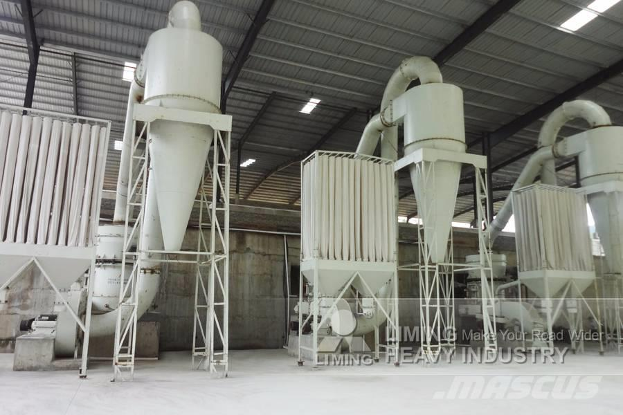 Liming TGM160pulverizador industrial