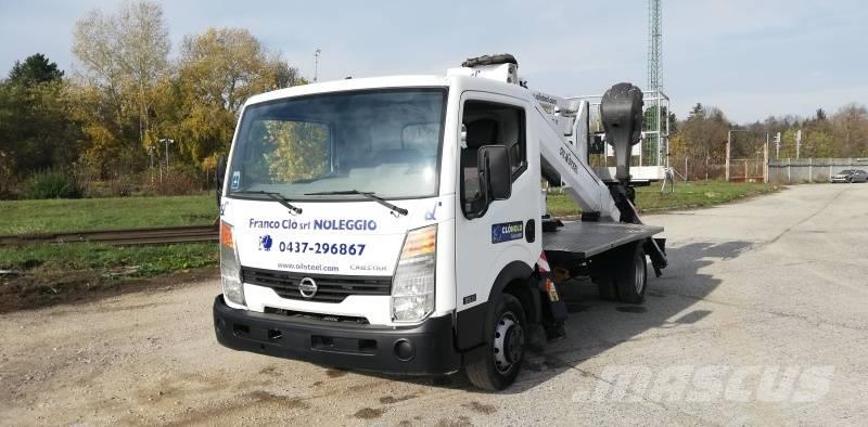Nissan Cabstar Oil&Steel Snake 2010 Compact  - 20 m - 200