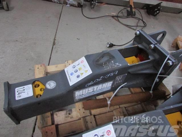 Mustang HM 150 (Hammer)