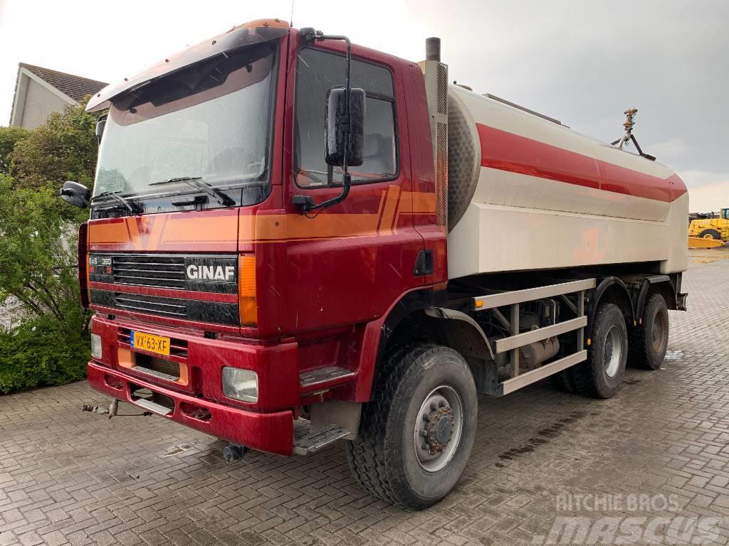 Ginaf M3333-S 6x6