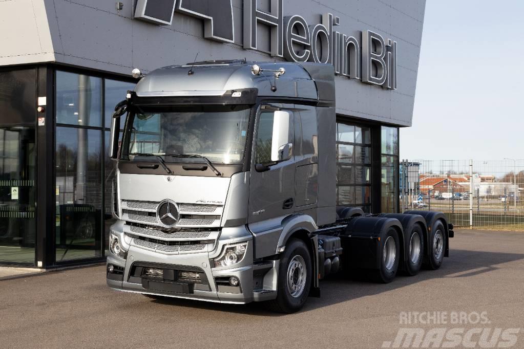 Mercedes-Benz Actros 3263 L