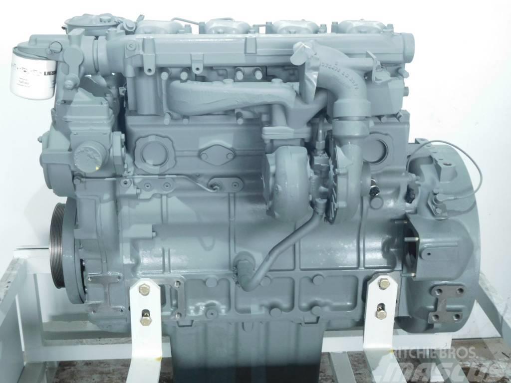 Liebherr D 924 TI-E