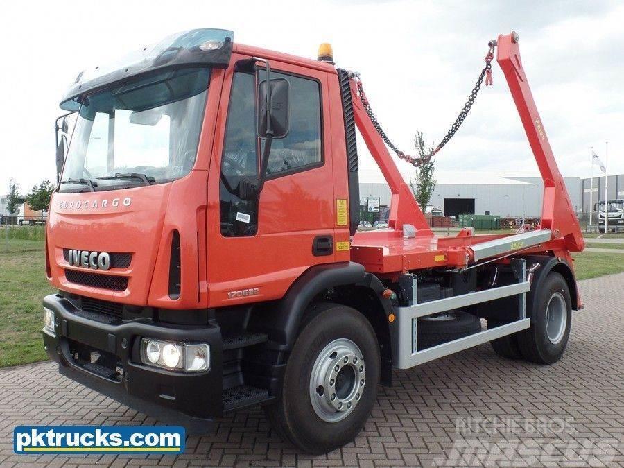 Iveco Eurocargo ML170E22H 4x2 Container Skip Loader