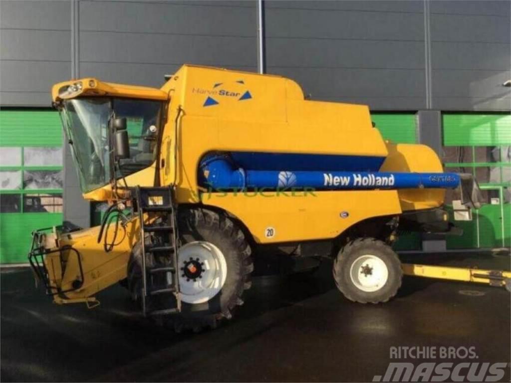 New Holland CSX7080
