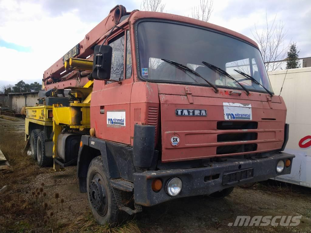 Tatra 815 Putzmeister