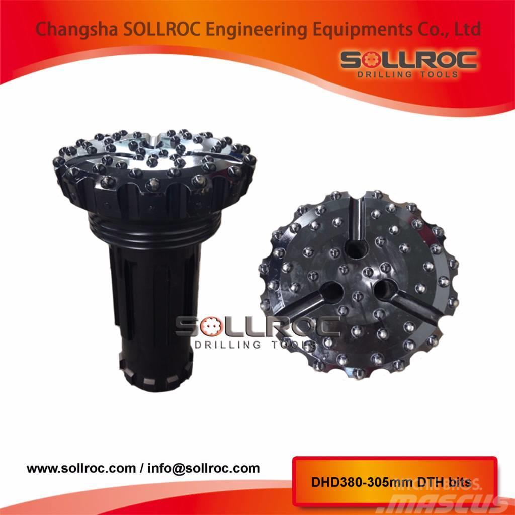 Sollroc DTH bit DHD380, COP84, QL80, SD8, M80