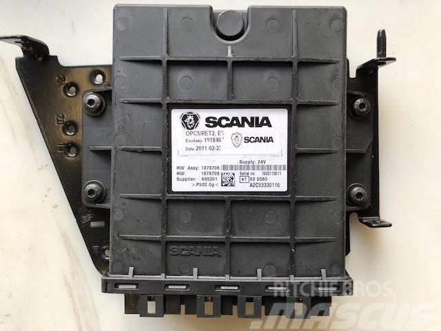 Scania ECU OPC / RET P/N: 1918467 / 2559112